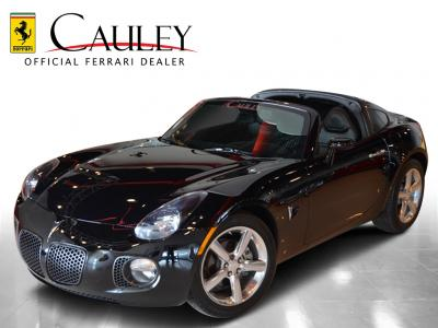 Used 2009 Pontiac Solstice GXP Used 2009 Pontiac Solstice GXP for sale Sold at Cauley Ferrari in West Bloomfield MI 4