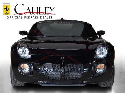 Used 2009 Pontiac Solstice GXP Used 2009 Pontiac Solstice GXP for sale Sold at Cauley Ferrari in West Bloomfield MI 5