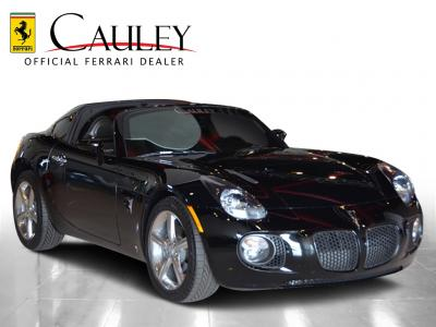 Used 2009 Pontiac Solstice GXP Used 2009 Pontiac Solstice GXP for sale Sold at Cauley Ferrari in West Bloomfield MI 6