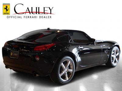 Used 2009 Pontiac Solstice GXP Used 2009 Pontiac Solstice GXP for sale Sold at Cauley Ferrari in West Bloomfield MI 8