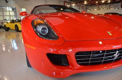 Used 2009 Ferrari 599 GTB Fiorano Used 2009 Ferrari 599 GTB Fiorano for sale Sold at Cauley Ferrari in West Bloomfield MI 10