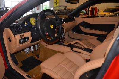 Used 2009 Ferrari 599 GTB Fiorano Used 2009 Ferrari 599 GTB Fiorano for sale Sold at Cauley Ferrari in West Bloomfield MI 18