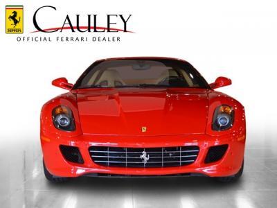 Used 2009 Ferrari 599 GTB Fiorano Used 2009 Ferrari 599 GTB Fiorano for sale Sold at Cauley Ferrari in West Bloomfield MI 3