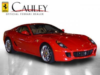 Used 2009 Ferrari 599 GTB Fiorano Used 2009 Ferrari 599 GTB Fiorano for sale Sold at Cauley Ferrari in West Bloomfield MI 4