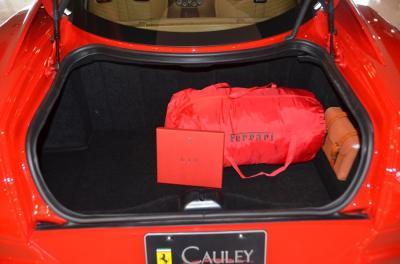 Used 2009 Ferrari 599 GTB Fiorano Used 2009 Ferrari 599 GTB Fiorano for sale Sold at Cauley Ferrari in West Bloomfield MI 40