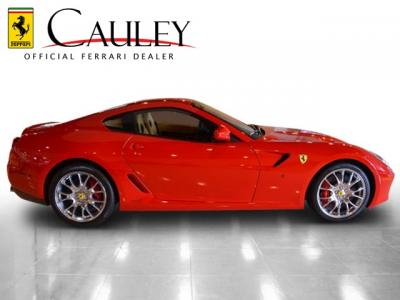 Used 2009 Ferrari 599 GTB Fiorano Used 2009 Ferrari 599 GTB Fiorano for sale Sold at Cauley Ferrari in West Bloomfield MI 5