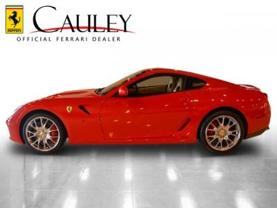 Used 2009 Ferrari 599 GTB Fiorano Used 2009 Ferrari 599 GTB Fiorano for sale Sold at Cauley Ferrari in West Bloomfield MI 9