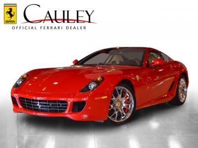 Used 2009 Ferrari 599 GTB Fiorano Used 2009 Ferrari 599 GTB Fiorano for sale Sold at Cauley Ferrari in West Bloomfield MI 1