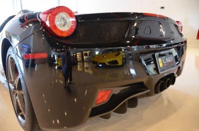 Used 2012 Ferrari 458 Spider Used 2012 Ferrari 458 Spider for sale Sold at Cauley Ferrari in West Bloomfield MI 14