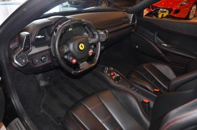 Used 2012 Ferrari 458 Spider Used 2012 Ferrari 458 Spider for sale Sold at Cauley Ferrari in West Bloomfield MI 18
