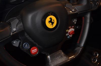 Used 2012 Ferrari 458 Spider Used 2012 Ferrari 458 Spider for sale Sold at Cauley Ferrari in West Bloomfield MI 25