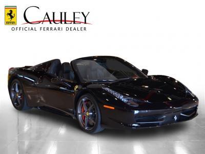 Used 2012 Ferrari 458 Spider Used 2012 Ferrari 458 Spider for sale Sold at Cauley Ferrari in West Bloomfield MI 4