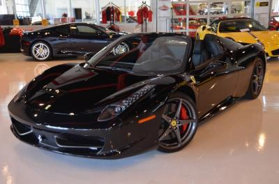 Used 2012 Ferrari 458 Spider Used 2012 Ferrari 458 Spider for sale Sold at Cauley Ferrari in West Bloomfield MI 40