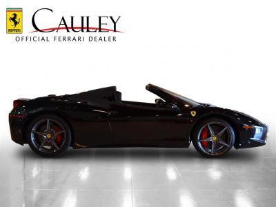 Used 2012 Ferrari 458 Spider Used 2012 Ferrari 458 Spider for sale Sold at Cauley Ferrari in West Bloomfield MI 5