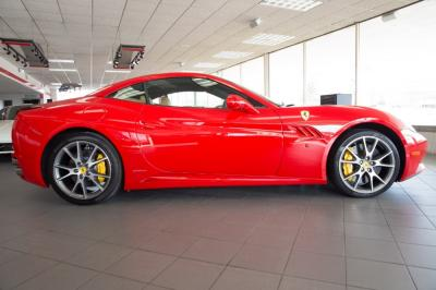 Used 2010 Ferrari California Used 2010 Ferrari California for sale Sold at Cauley Ferrari in West Bloomfield MI 14