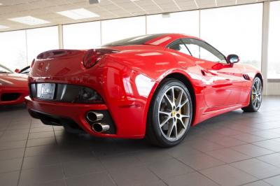 Used 2010 Ferrari California Used 2010 Ferrari California for sale Sold at Cauley Ferrari in West Bloomfield MI 15