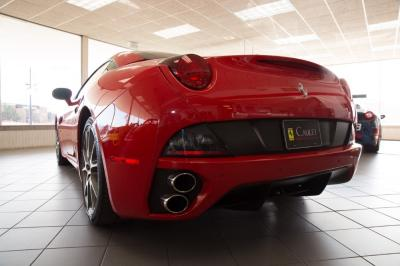 Used 2010 Ferrari California Used 2010 Ferrari California for sale Sold at Cauley Ferrari in West Bloomfield MI 17