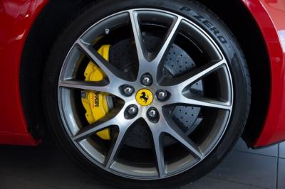 Used 2010 Ferrari California Used 2010 Ferrari California for sale Sold at Cauley Ferrari in West Bloomfield MI 22
