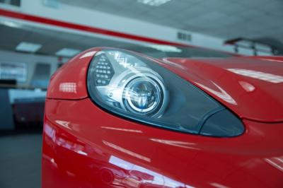 Used 2010 Ferrari California Used 2010 Ferrari California for sale Sold at Cauley Ferrari in West Bloomfield MI 36