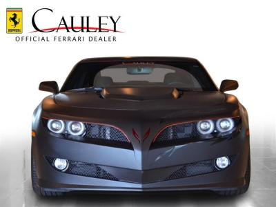 Used 2010 Chevrolet Camaro FireBreather #004 Used 2010 Chevrolet Camaro FireBreather #004 for sale Sold at Cauley Ferrari in West Bloomfield MI 3
