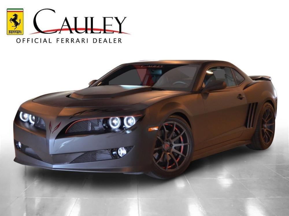 Used 2010 Chevrolet Camaro FireBreather 004