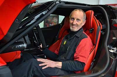 Bob Reid Parts Manager