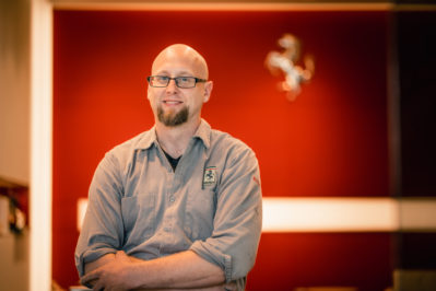 Ben Krull – Body Technician