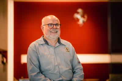 Bob Parks – Certified Master Ferrari Technician