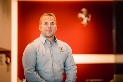 Brad Mathis – Parts Manager