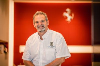 Joe Abernethy – Service Manager