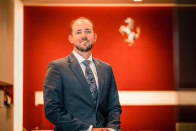 Joe Cauley – Co-Owner & Sales / Marketing Manager