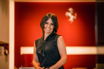Lisa Guccini-Morelli – Receptionist, Event Support, & Merchandise