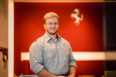 Stan Liniarski – Transport Driver & Shop Assistant