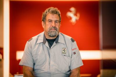 Vince Canzoneri – Mechanical Technician